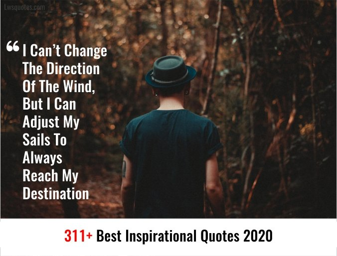 311+ Best Inspirational Quotes
