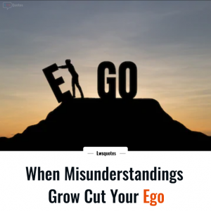 Best Ego Quotes 2020