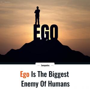 Best Ego Quotes