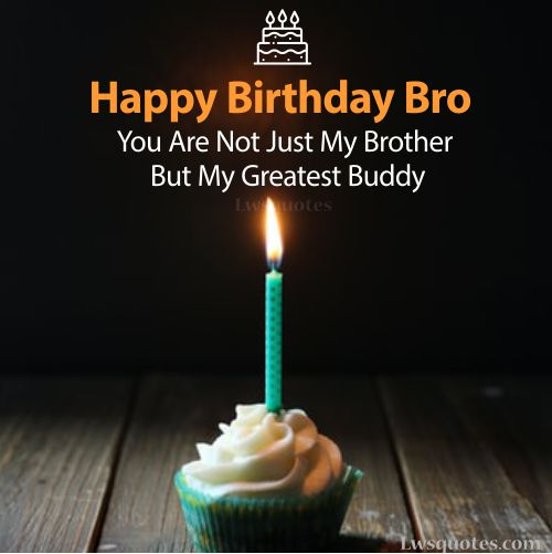 best Brother Birthday Wishes 2020