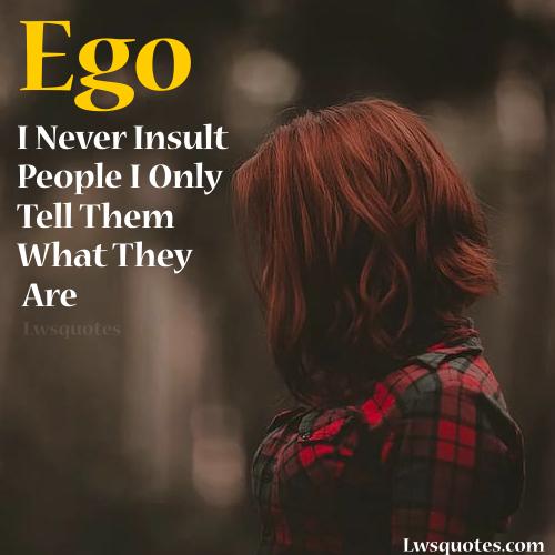 best Negative Ego status 2020