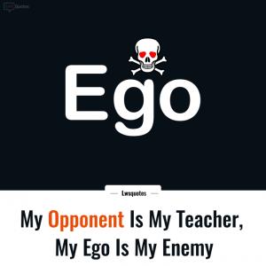 latest Ego Quotes 2020