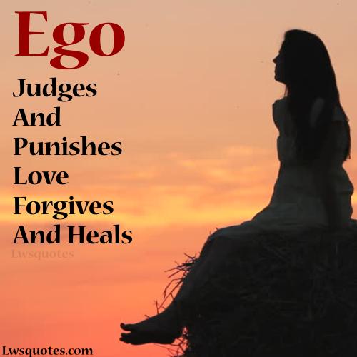 short ego status 2020