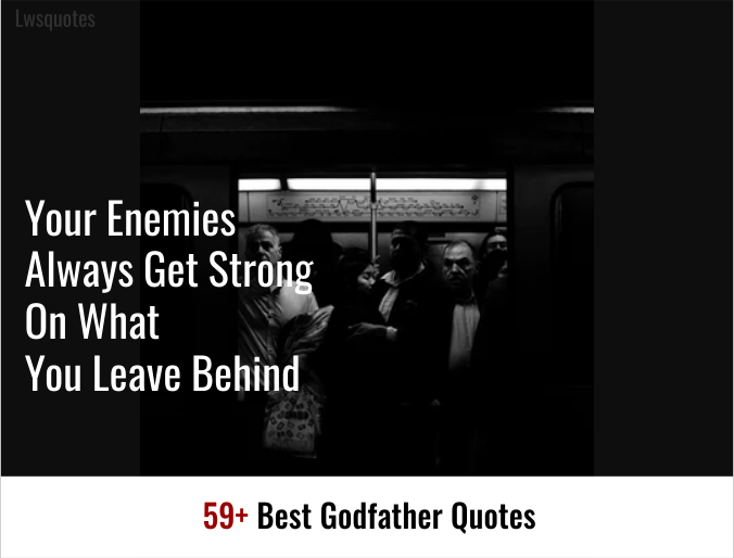 59+ Best Godfather Quotes