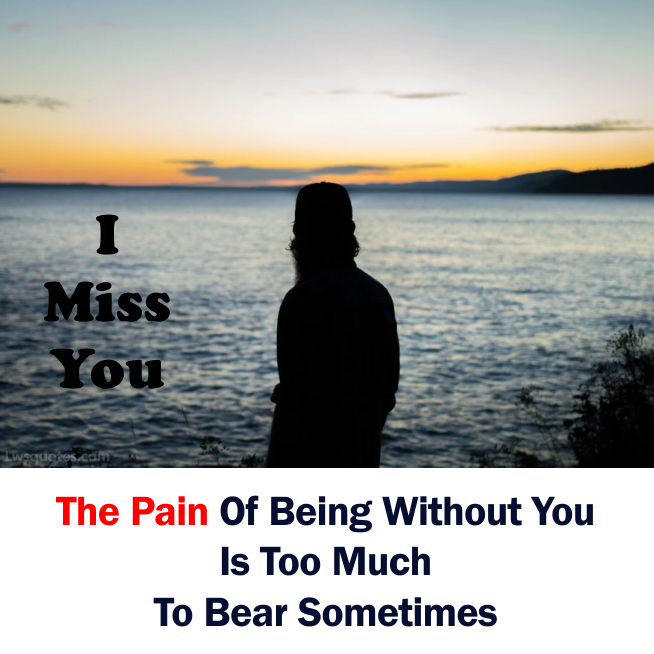 Best Miss You Quotes For Girlfriend