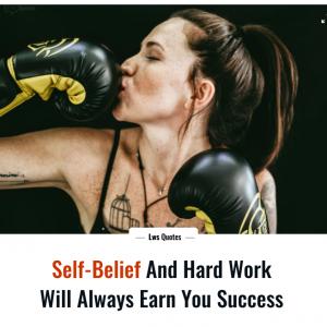 Short Motivational Quotes For Success
