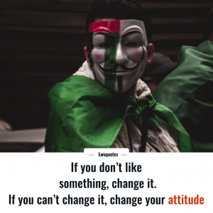 awesome quotes on attitude