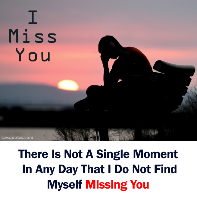 miss you status for girlfriend
