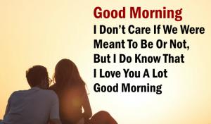 Best Good Morning Status For Girlfriend
