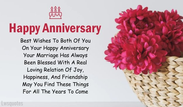 Best Anniversary Wishes For Sister 2020