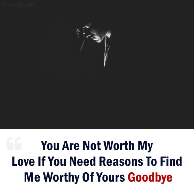 Breakup Quotes For Her
