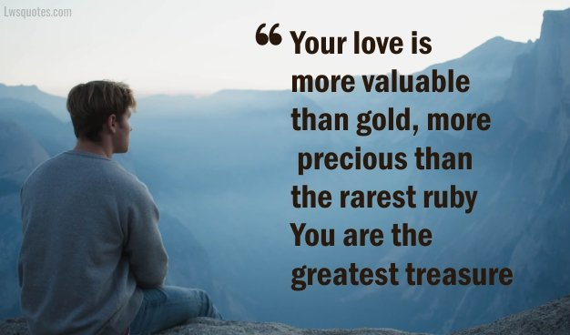 Heart Touching Quotes For Her