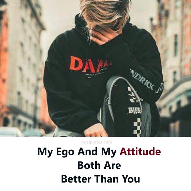 Killer Attitude status For Fb