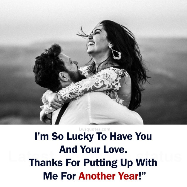 Latest Anniversary Wishes For Partner
