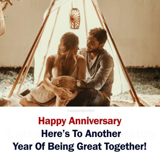 Latest Anniversary Wishes