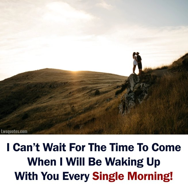 new romantic good morning quotes for bf