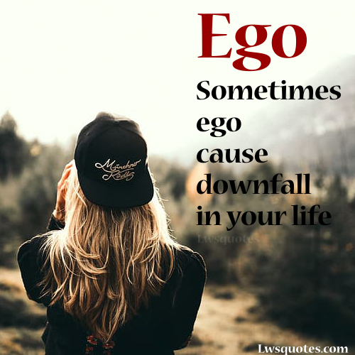 Girly Ego Quotes 2020