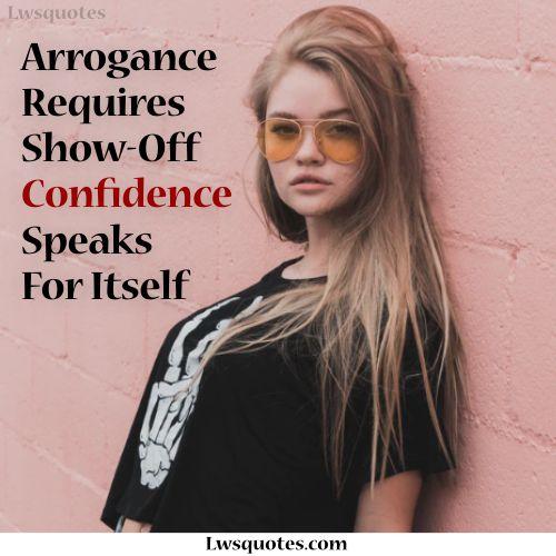 High Attitude Staus For Girls
