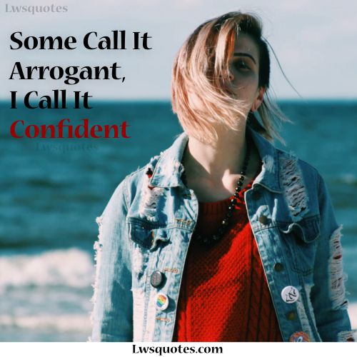 Insta High Attitude Quotes For Girls