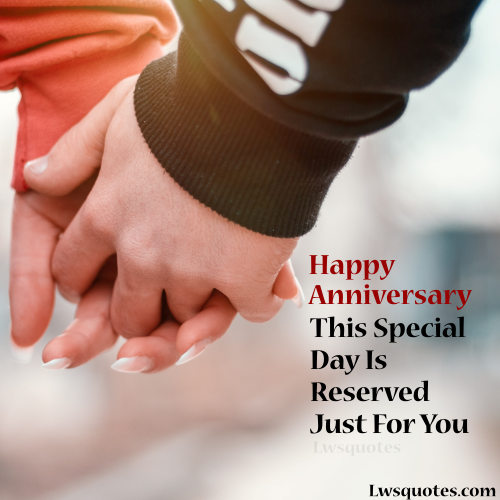 Short Wedding Anniversary Quotes In English