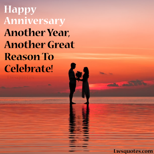Short Wedding Anniversary Quotes for couple