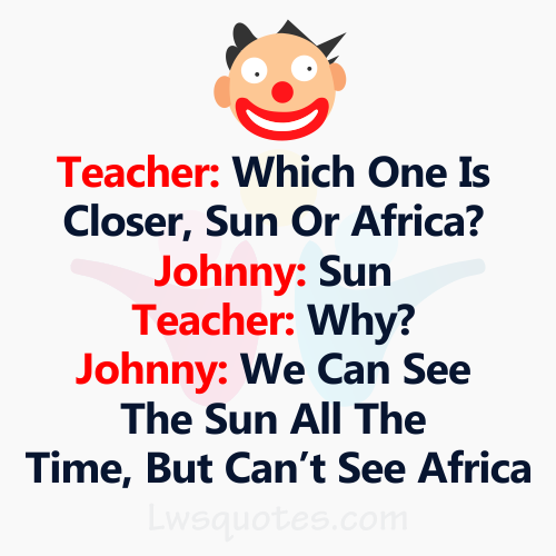 Funny Jokes In English For Students 2020